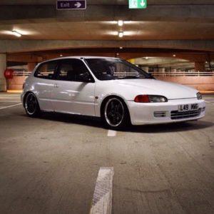 Civic MK5 1992-1995