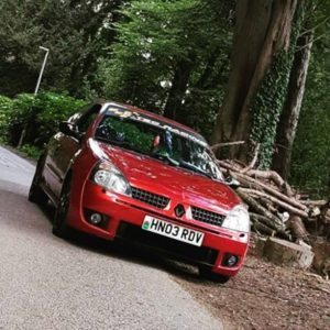 Clio MK2 1998-2005