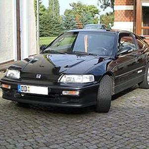 CRX EF6/EF7/EF8 1987-1991