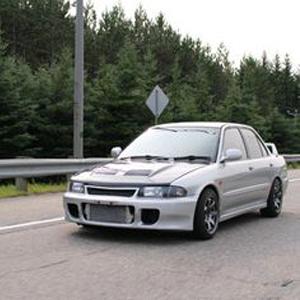 Evolution 1 1992-1993