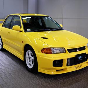 Evolution 3 1995-1996