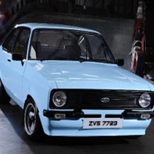 Escort MK2 1974–1980