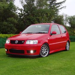 Polo MK3 6n2 1999-2001