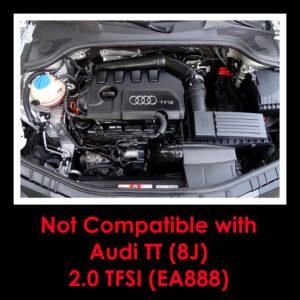 2.0 TFSI Reino Unido Stock Mk3 Bosch Filtro de aire se ajusta Audi TT