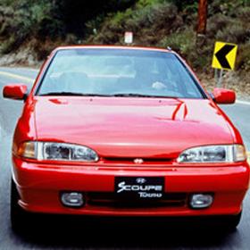 Hyundai Scoupe 92-95